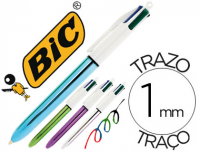 Bic® Shine metalizado