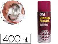 Adhesivo en spray 3M Display Mount 400 ml