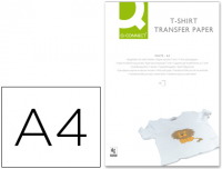 Caja 10h papel transfer Din A4 Q-Connect