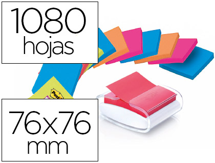 Dispensadores de notas Post-It