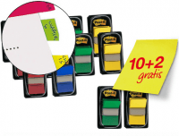 Pack 12 Marcadores Post-It Index Medianos