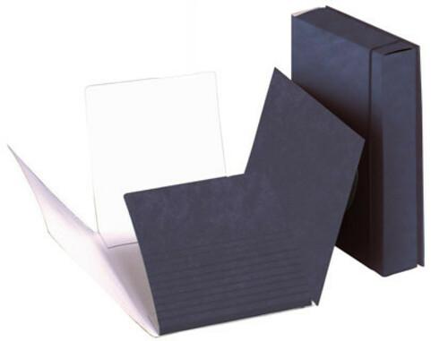 Carpetas de proyectos con lomo extensible