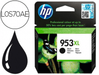 Cartucho HP 953XL OfficeJet negro 2000 paginas
