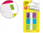 Post-It Quita y Pon | Marcadores Post-It Index colores