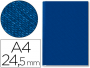 24.5 mm, color azul