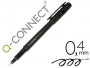 Comprar rotulador fineliner Q-Connect negro