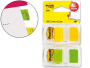 Dispensadores de índices Post-It® amarillos ¡¡50 verdes gratis!!