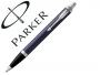 Parker IM CT de color azul mate