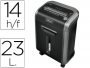 Destructora Fellowes PS-79CI