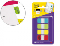 Pack 4x10 banderitas Post-It rígidas 676-alyr