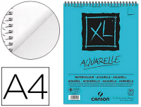 Papel Canson XL Acuarela, 30h 300g