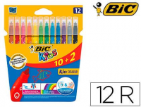 Rotulador Bic kids Couleur