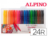 Rotuladores Alpino Dual Artist Color Experience
