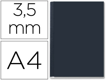 3.5 mm, color negro