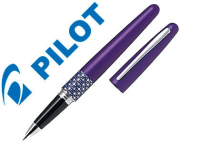 Bolígrafo Pilot Urban MR Retro Pop, color violeta