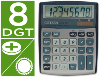 Calculadora Citizen CDC-80 8 Digitos plata