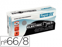 Comprar Caja 5000 grapas Rapid 66/8 Super Strong