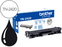 Toner Brother TN-2420 - Alta capacidad - Negro