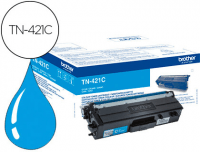 Toner Brother TN-421 Cian