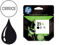 Ink-jet hp n.21xl negro 600 pag