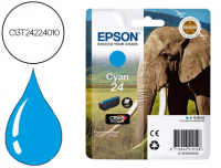 Comprar Ink-jet epson 24xp 750 / 850 cian -240 pag-