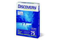 Papel Discovery A4 75 g, 5 paquetes